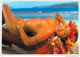 Polynésie Française-  (nu Nue Seins Nus)( Girls Of The South Seas Filles Des Mers Du Sud  TEVA SYLVAIN Tahiti 1162 - Polynésie Française