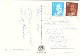 CARTOLINA  X ITALY TENERIFE - 1931-Oggi: 2. Rep. - ... Juan Carlos I