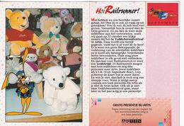 RAILRUNNER - N.V. Nederlandse Spoorwegen  - (September 1992 - Artis, Amsterdam) - Sonstige