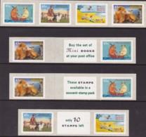Australia 1996 Childrens Books Sc 1548-51 Mint Never Hinged - 1990-99 Elizabeth II