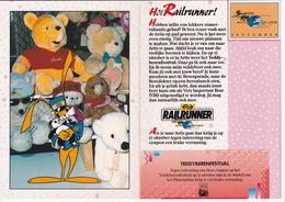 RAILRUNNER - N.V. Nederlandse Spoorwegen - (September 1991 - Artis, Amsterdam) - Sonstige