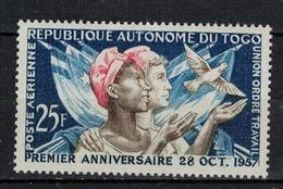 TOGO         N° YVERT  PA 24   NEUF SANS CHARNIERES     ( Nsch   4/A ) - Togo (1960-...)