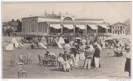 PONTAILLAC LA RESTAURATION 1909 - Royan