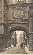 ROUEN .109. LA GROSSE HORLOGE . CARTE ECRITE AU VERSO - Rouen