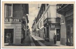Oleggio (Novara). Corso Italia. - Novara