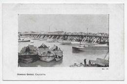 Howrah Bridge, Calcutta - India