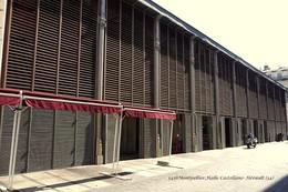 Montpellier (34)- Halles Castelanne (Edition à Tirage Limité) - Montpellier