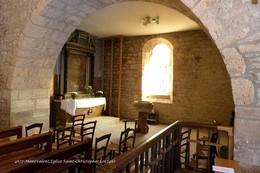 Montvalent (46)- Eglise Saint-Christophe (Edition à Tirage Limité) - France
