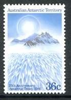 Australian Antarctic Territory 1986 25th Anniversary Of Antarctic Treaty MNH (SG 78) - Unused Stamps