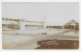 The Quadrangle, H.A. College - India