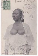 Tunisie -  Belle Nourrice Tunisienne -  Femme Seins Nus - 1908 - Nus Adultes (< 1960)