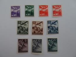 Sevios / Tjechoslowakije / **, *, (*) Or Used - Tsjechoslowakije
