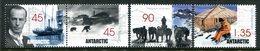 Australian Antarctic Territory 1999 Restoration Of Mawson's Huts Set MNH (SG 126-129) - Unused Stamps
