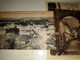 Lot 8 CPA - Cartes Postales