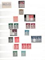 FRANCE Restes De Collection:   Timbres Neufs** Et Neufs* à Petits Prix  TTB - Frankreich