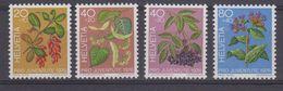 Switzerland 1976 Pro Juventute 4v ** Mnh (43495) - Pro Juventute