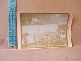 MONDOSORPRESA,  FOTOGRAFIA, RODI, GRUPPO DI MILITARI E PERSONE, 16 MAGGIO 1916 - Guerra, Militari