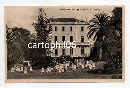 - CPA CANNES (06) - Pensionnat Du Lys 1910 - - Cannes