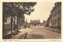 Ussel La Gare - Ussel