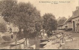 Saint Omer Faubourg De Lyzel Le Roiesof - Saint Omer