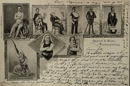Circus // Barnum & Bailey Tentoonstelling NL(Fair) Used NL 1902 - Circus