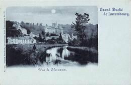 Vue De Clervaux Klerf (Charles Bernhoeft, Précurseur) - Clervaux