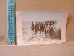 MONDOSORPRESA,  FOTOGRAFIA, RODI SUL MONTE FILEREMO, FILERISMOS, 1918 - Guerra, Militari