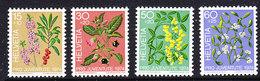 Switzerland 1974 Pro Juventute 4v ** Mnh (43497) - Zwitserland