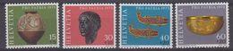 Switzerland 1973 Pro Patria 4v ** Mnh (43498) - Pro Patria