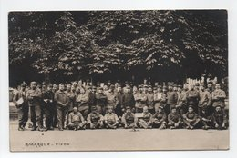 - CPA CHAUMONT (52) - 163e SECTION AUTOMOBILE 1914 - Photo R. MARQUE - - Chaumont
