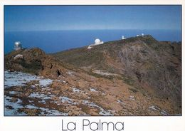 1 AK Insel La Palma * Observatorium Auf Dem Berg Roque De Los Muchachos Im NP Caldera De Taburiente - Kanarische Inseln - La Palma