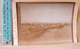 MONDOSORPRESA,  FOTOGRAFIA, VEDUTA DEL PORTO DEI CAVALIERI 1914 - Luoghi