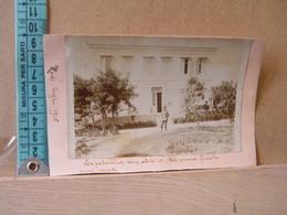 MONDOSORPRESA,  FOTOGRAFIA, RODI, LA PALAZZINA DOVE ABITO IO, MIA CAMERA SEMI APERTA, 1915 - Guerra, Militari