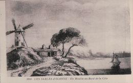 200   LES SABLES   1846    NON ECRITE VERSO - Sables D'Olonne