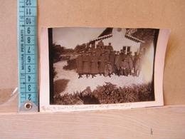 MONDOSORPRESA,  FOTOGRAFIA, RODI, MONTE SMITH GLI UFFICIALI DEL 34° - 1918 - Guerra, Militari