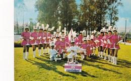 MONTBÉLIARD  --  Majorettes - Danse