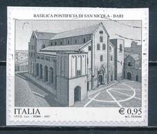 °°° ITALIA 2017 - BARI - BASILICA PONTIFICIA DI SAN NICOLA °°° - 6. 1946-.. Repubblica