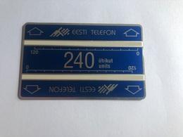 Estonia - L&Gr 240 Units - Estonia