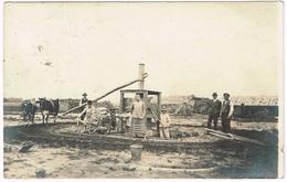 OPPELN 1916 Landarbeiter - Fotokarte - Schlesien