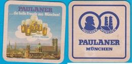 Paulaner Brauerei Gruppe München ( Bd 2319 ) - Bierdeckel