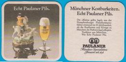 Paulaner Brauerei Gruppe München ( Bd 2320 ) - Bierdeckel