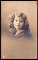 SUPERBE CARTE PHOTO FILLETTE  * GRETE REINWALD * PFB 154 - Circulée 1913 - Relais Pervyse - Abbildungen