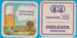 Paulaner Brauerei Gruppe München ( Bd 2321 ) - Bierdeckel