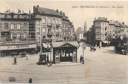 St-Gilles NA17: Rue Courbe 1922 - St-Gillis - St-Gilles