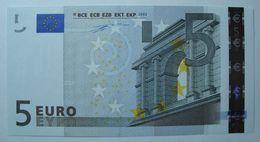 GERMANIA 5 EURO P001G2  X0036 UNC DUISENBERG - EURO
