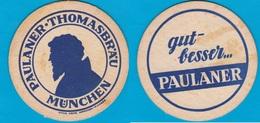Paulaner Brauerei Gruppe München ( Bd 2323 ) - Bierdeckel