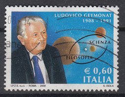 ITALIË - Michel - 2008 - Nr 3239 - Gest/Obl/Us - 1946-.. République