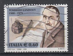 ITALIË - Michel - 2008 - Nr 3255 - Gest/Obl/Us - 1946-.. République