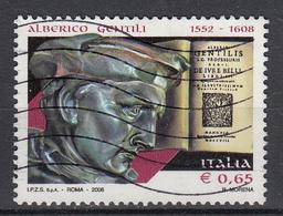 ITALIË - Michel - 2008 - Nr 3266 - Gest/Obl/Us - 1946-.. République
