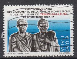 ITALIË - Michel - 2008 - Nr 3273 - Gest/Obl/Us - 1946-.. République
